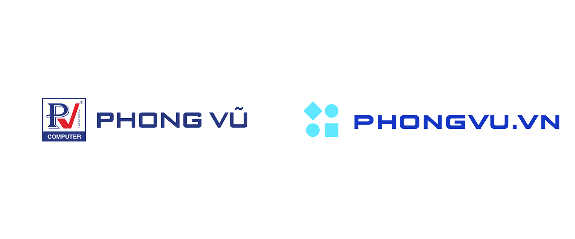 New Logo for Phong Vu
