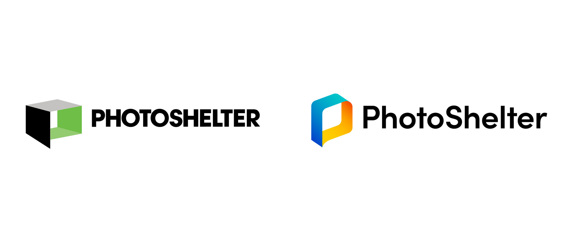 New Logo for PhotoShelter