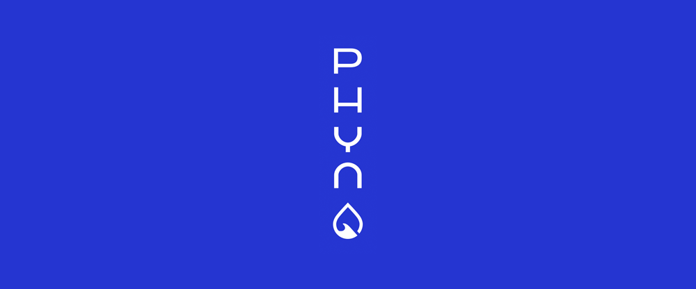 New Logo and Identity for Phyn by Enso