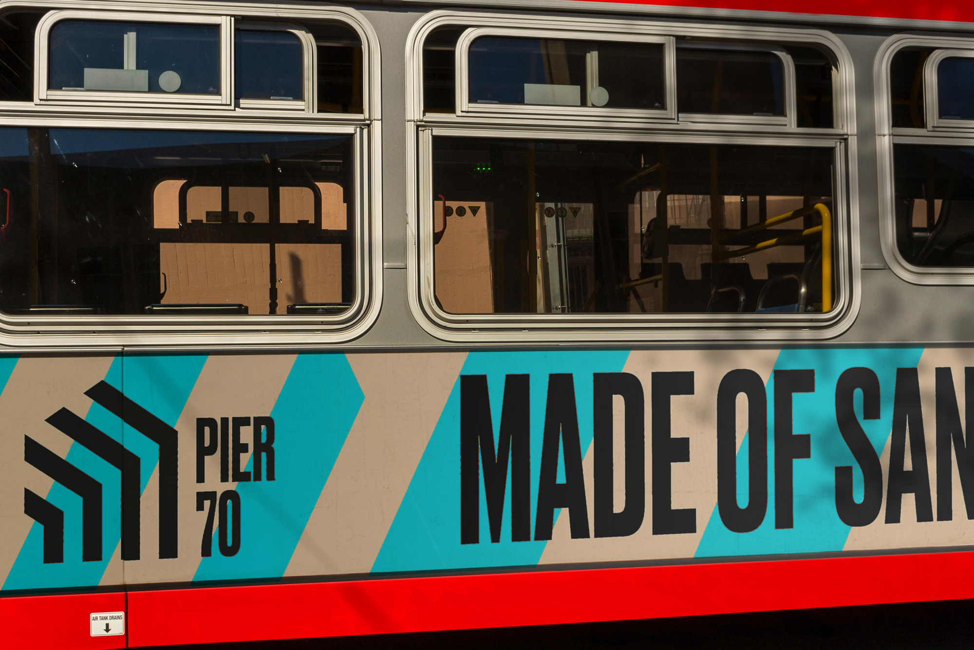 New Logo and Identity for Pier 70 by dn&co