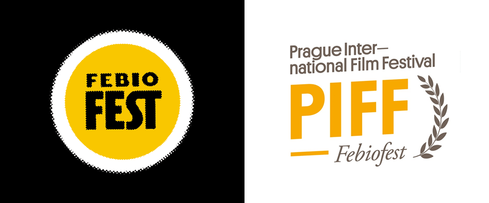 New Logo and Identity for Prague International Film Festival by Touch