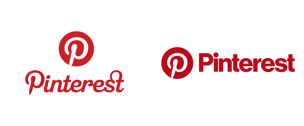 Brand New: New Logo For Pinterest