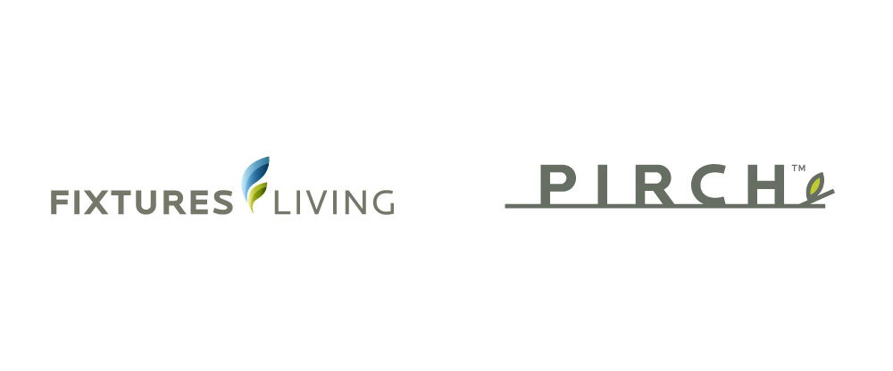 New Logo and Identity for PIRCH by MiresBall