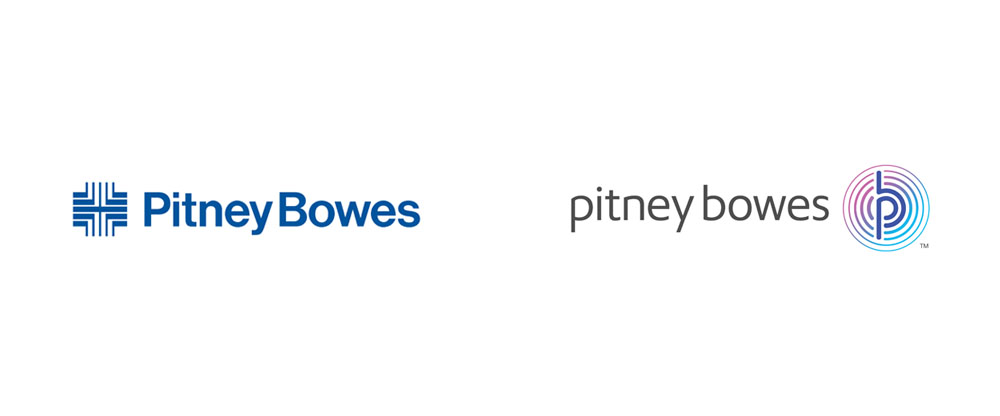 New Logo and Identity for Pitney Bowes by Futurebrand