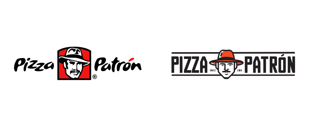 New Logo for Pizza Patrón