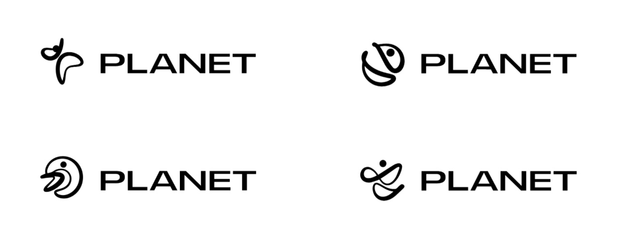 New Logo and Identity for Planet by Tundra