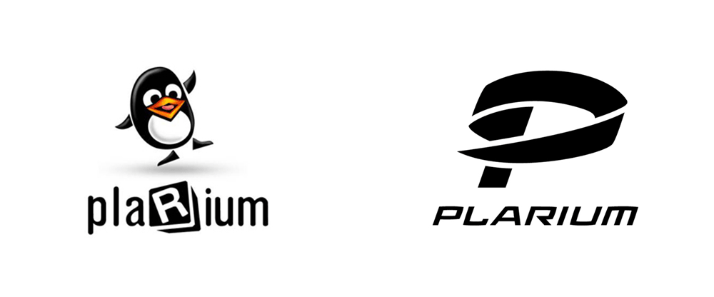 New Logo for Plarium by Open