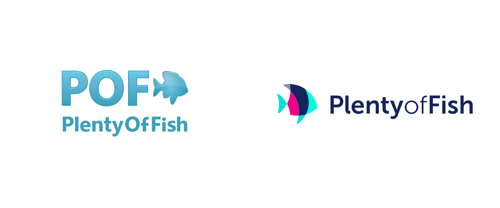 New Logo for Plenty of Fish