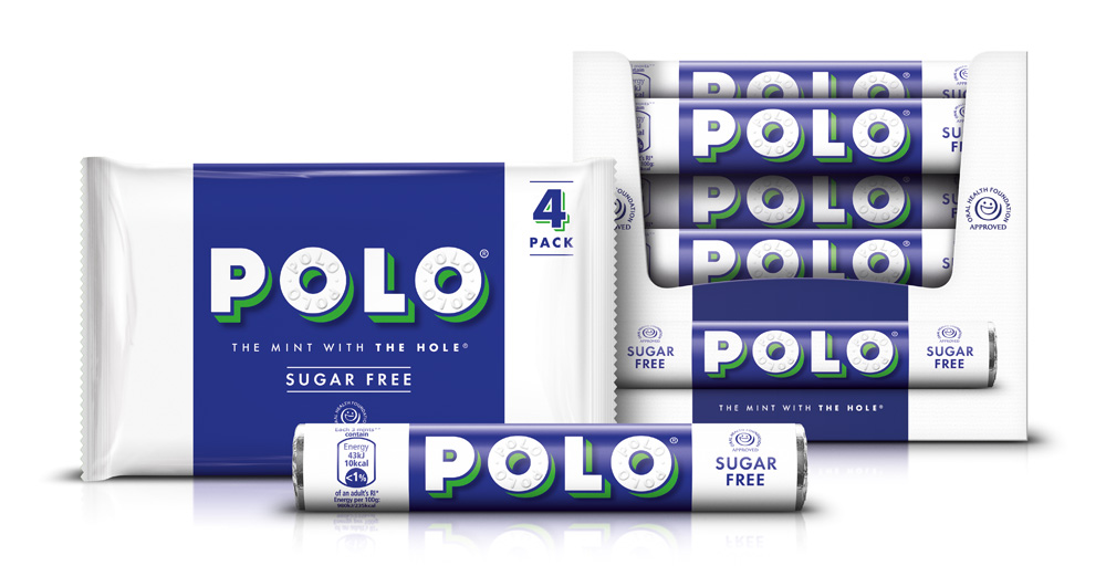 New Logo and Packaging for Polo by Taxi Studio