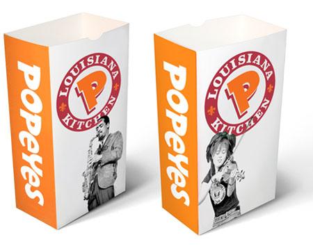 Popeyes Bags