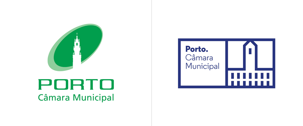 New Logo and Identity for Porto by White Studio
