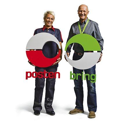 Posten Floating Logos