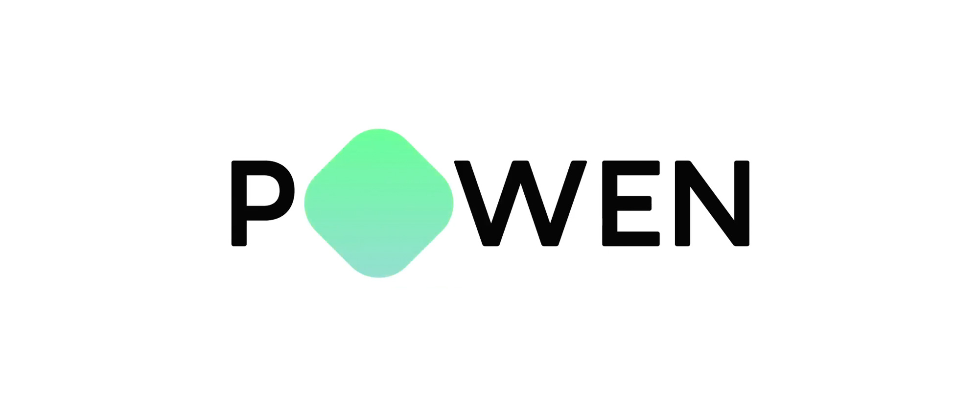New Name, Logo, and Identity for POWEN by Saffron