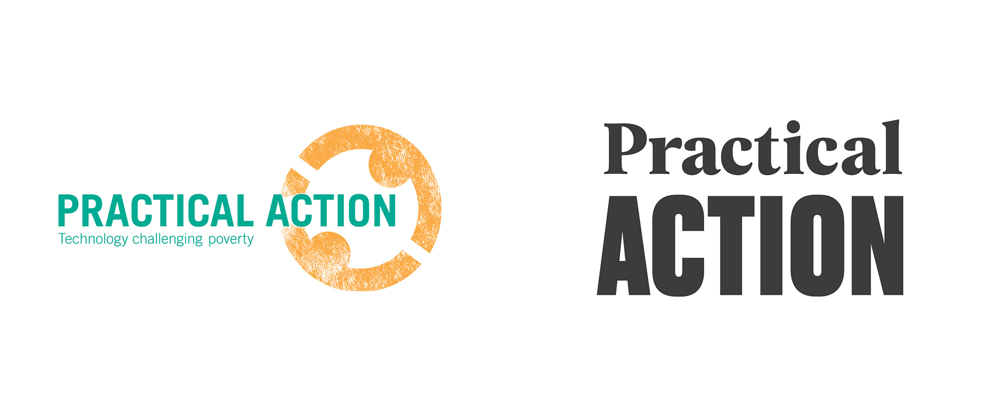 New Logo and Identity for Practical Action by NB