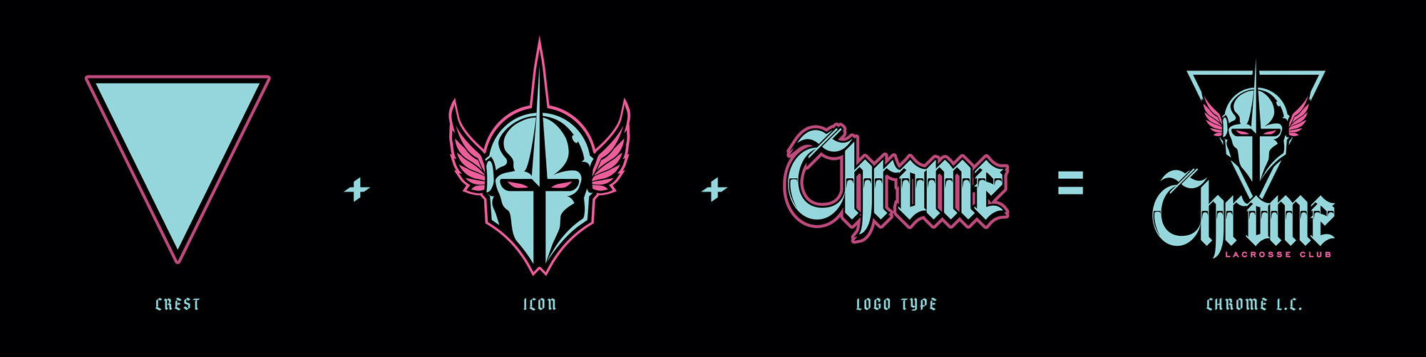 Brand New: New Logo and Identity for Premiere Lacrosse League (and