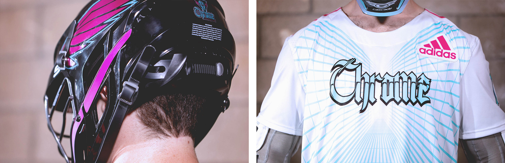 New Logo and Identity for Premiere Lacrosse League (and Teams) by We Are Bill