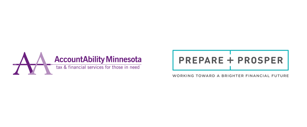 New Name, Logo, and Identity for Prepare + Prosper by Zeus Jones