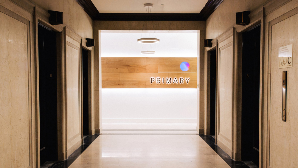 New Logo and Identity for Primary by DIA