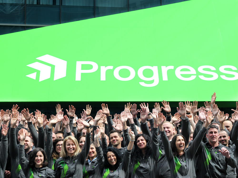 New Logo and Identity for Progress by Moving Brands