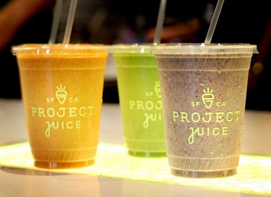 Brand New New Logo And Packaging For Project Juice By