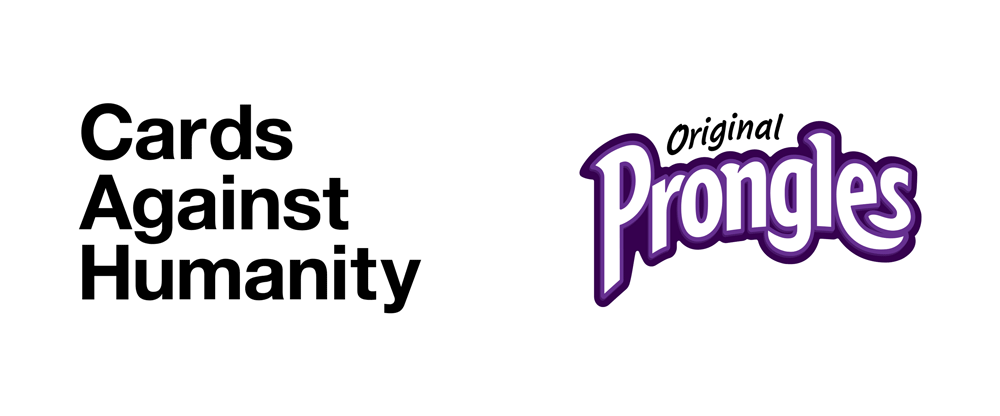 New Name, Logo, and Packaging for Prongles (previously Cards Against Humanity) by 45 Irving