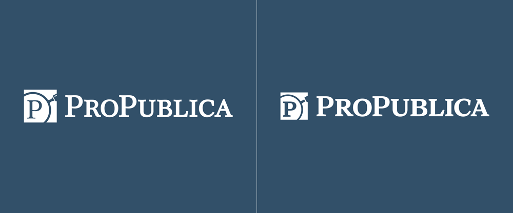 New Logo for ProPublica by Informal Inquiry