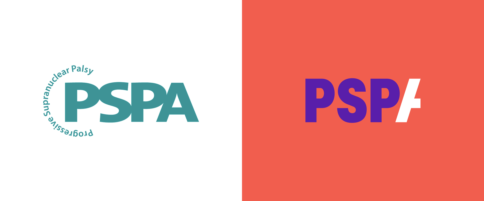 New Logo and Identity for Progressive Supranuclear Palsy Association  by Brandpie