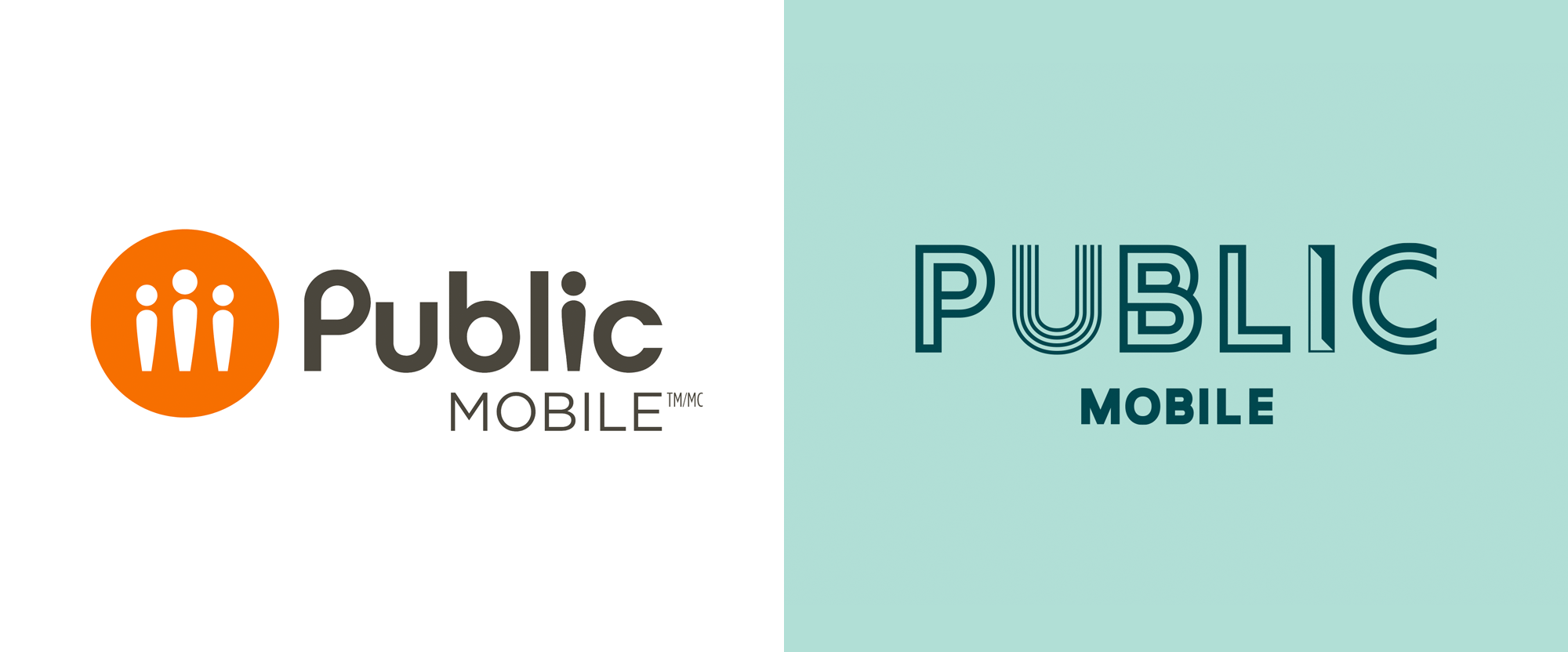 New Logo and Campaign for Public Mobile by Cossette
