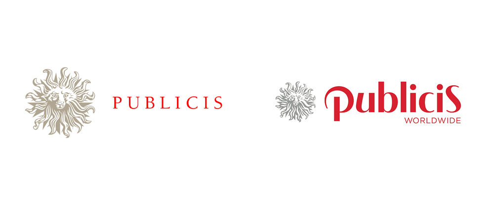 New Logo for Publicis Worldwide by Publicis North America