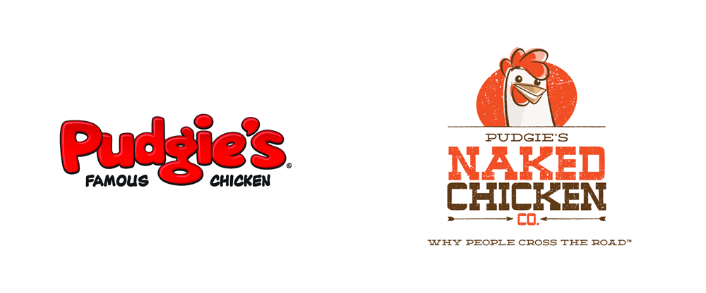 New Name, Logo, and Identity for Naked Chicken Co by The Watsons