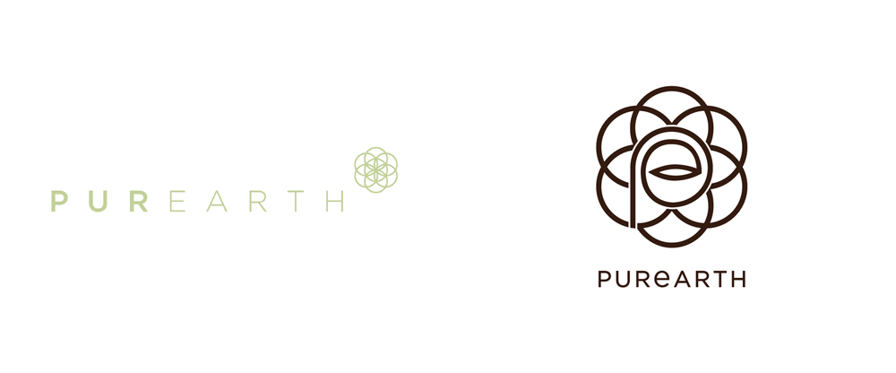 New Logo and Packaging for Purearth by Afterhours