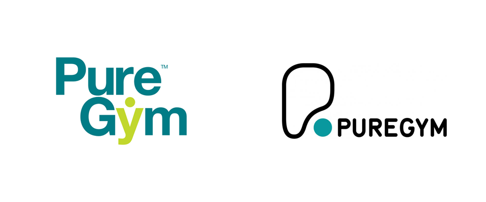 New Logo for Pure Gym