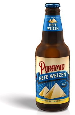 Pyramid Breweries Bottles, Old