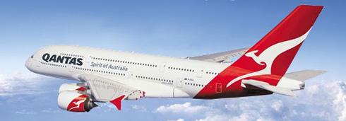 Qantas Airbus 380