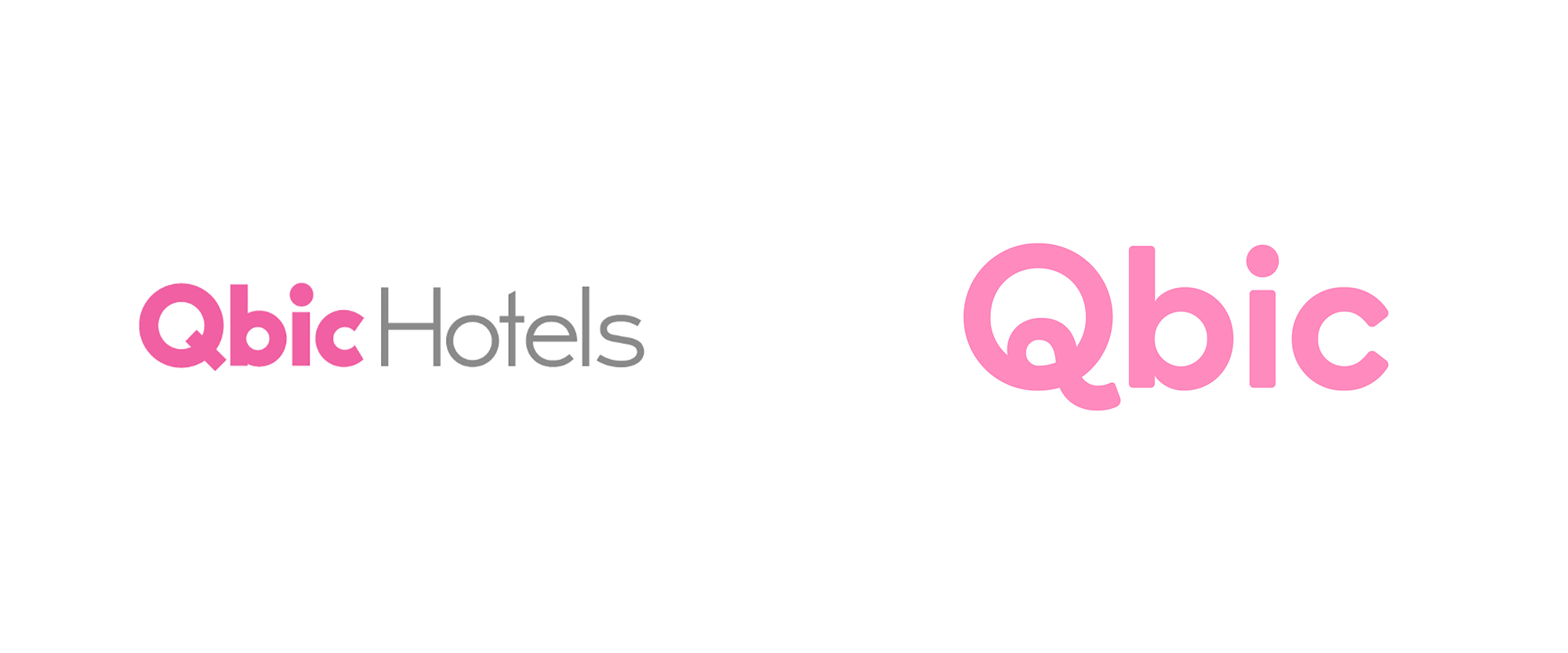 New Logo and Identity for Qbic by Ragged Edge