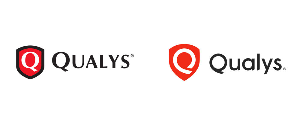 New Logo for Qualys