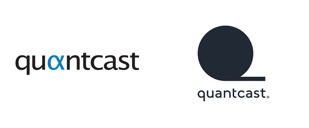 New Logo for Quantcast by JaegerSloan