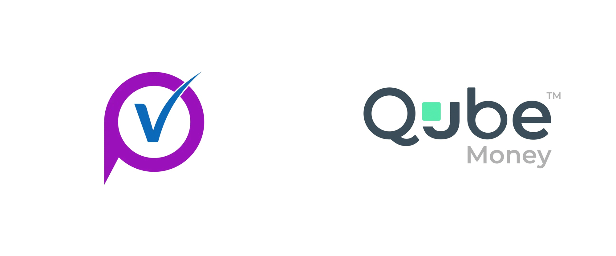 New Name and Logo for Qube Money