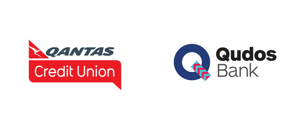 New Name, Logo, and Identity for Qudos Bank by Principals