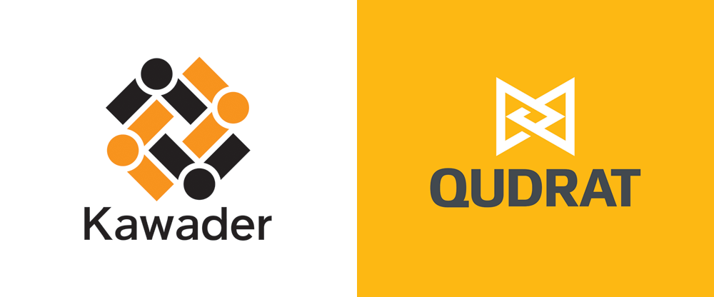 New Name, Logo, and Identity for Qudrat by Unisono