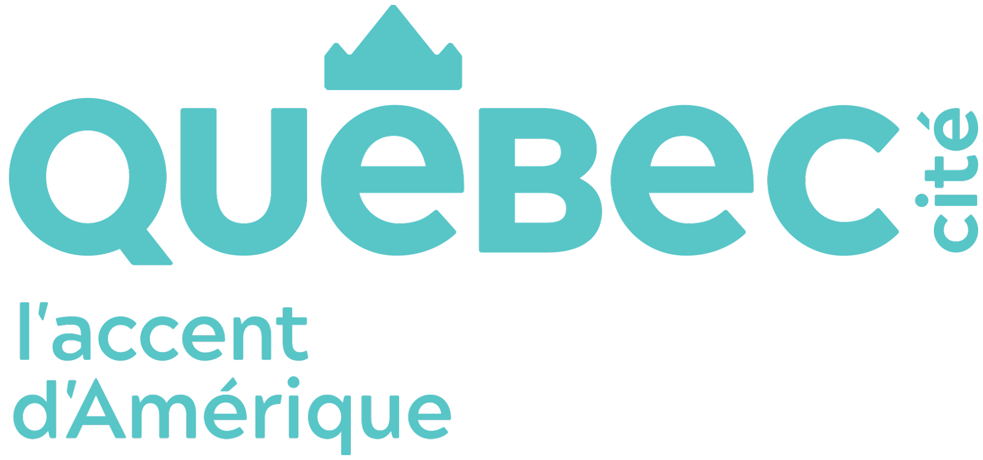 New Logo and Identity for Québec City Tourism by Cossette