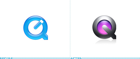 Quicktime Logo, New