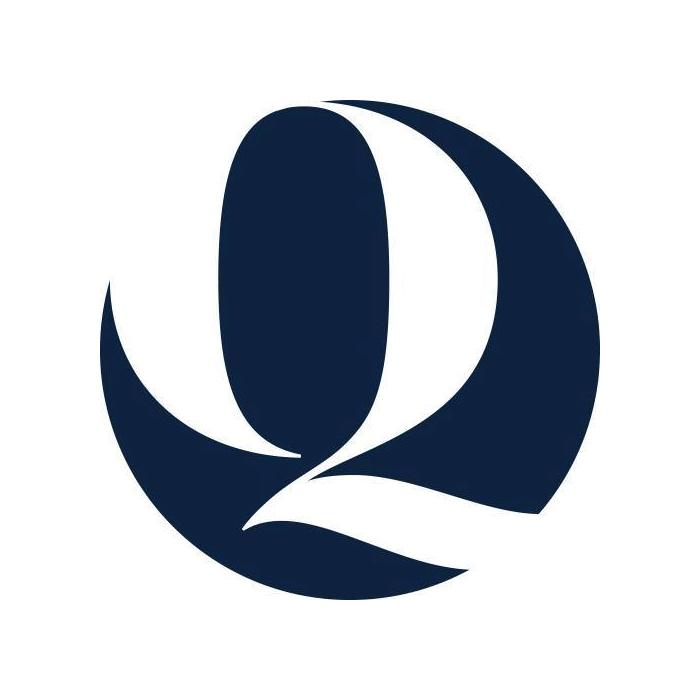 New Logo for Quinnipiac University by Pentagram