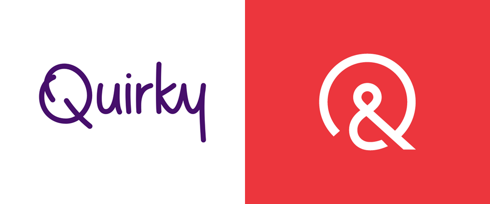 New Logo for Quirky