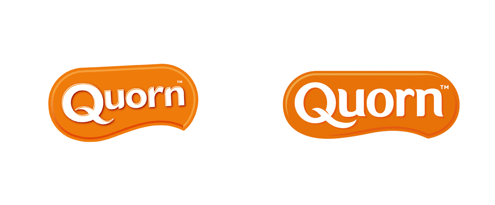 New Logo and Packaging for Quorn by Bulletproof