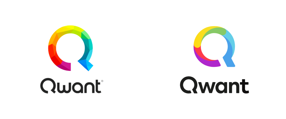 New Logo for Qwant