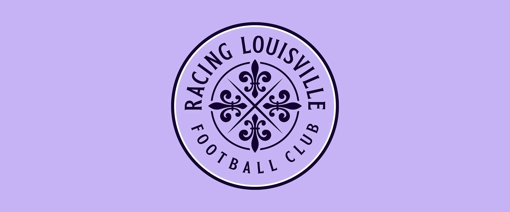 New Logo for Racing Louisville FC by Matthew Wolff Design