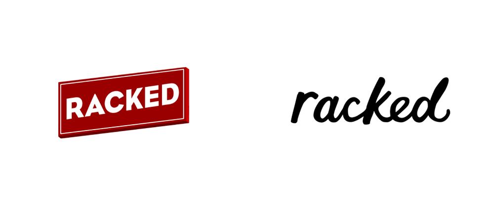 New Logo for Racked by Hoodzpah Design Co.