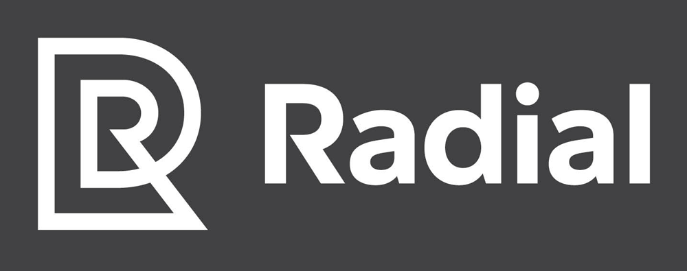 New Name, Logo, and Identity for Radial by Siegel+Gale