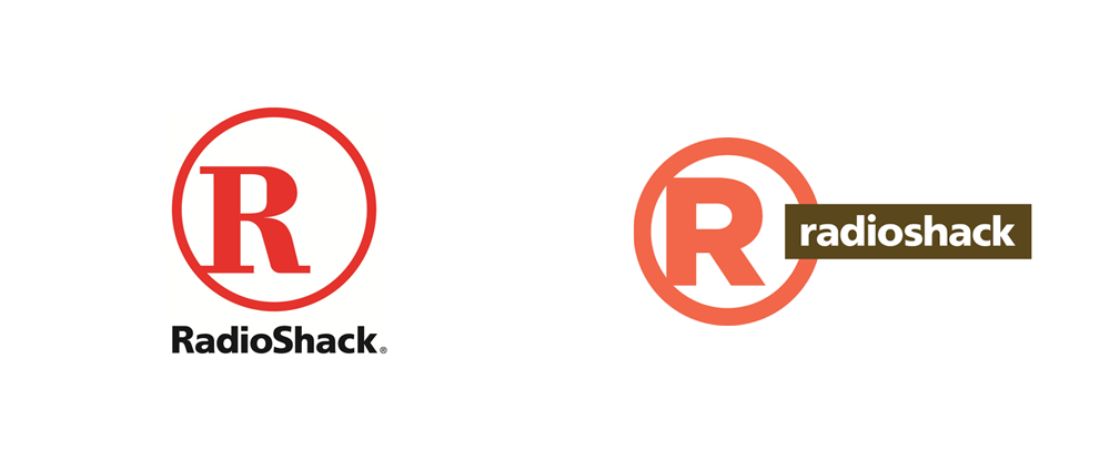 New Logo and Retail Concept for Radioshack